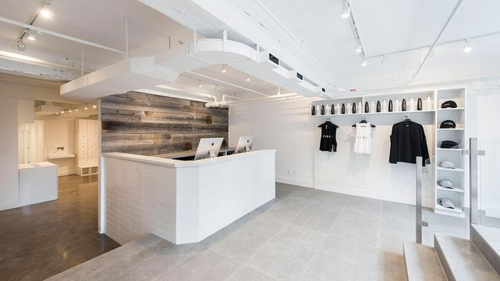 Best Fitness Gyms, spin class studio