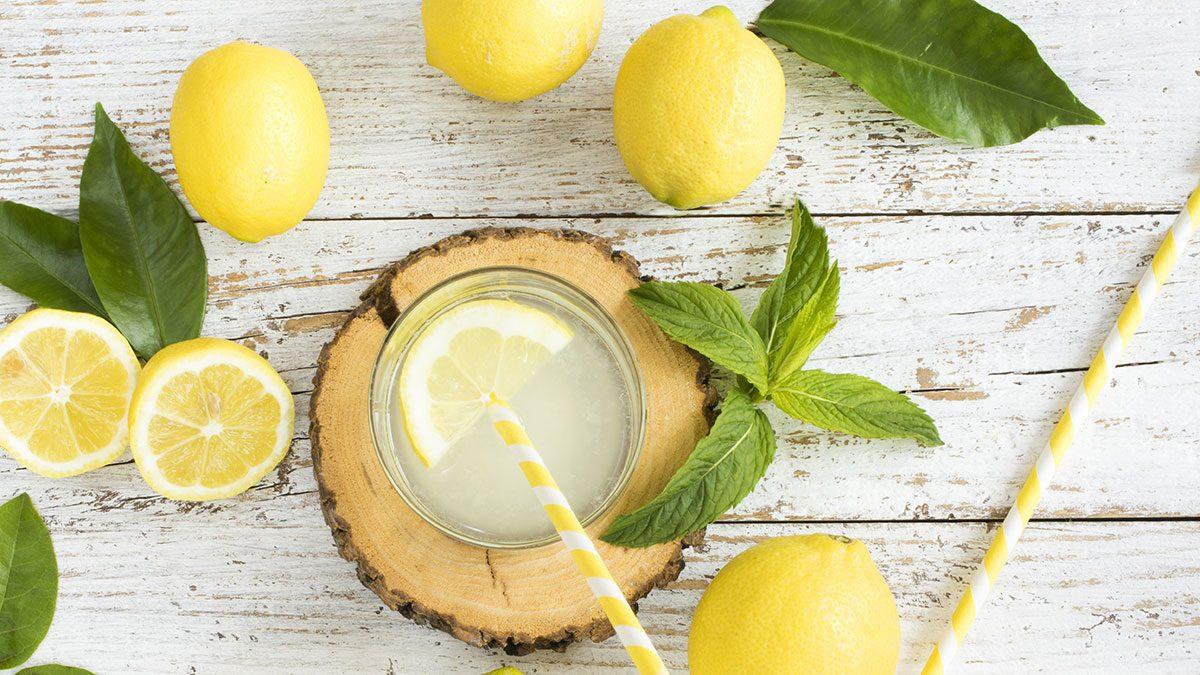 Detox, lemons