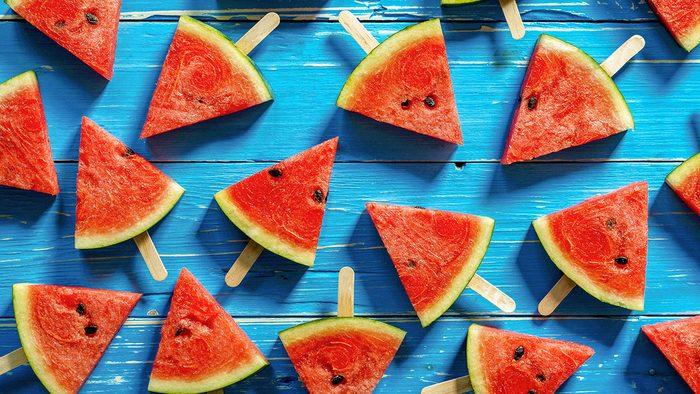 Detox watermelon
