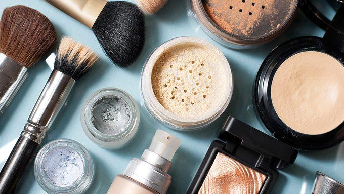 Fertility, beauty products