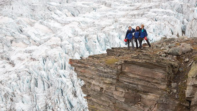 Hiking Tips, Glacier