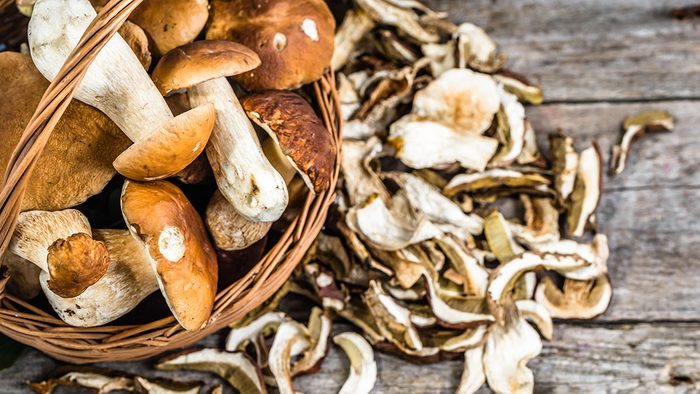 Relationship Mushrooms