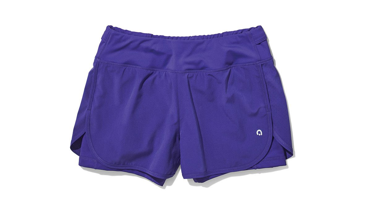 Yogalates, Hyba shorts
