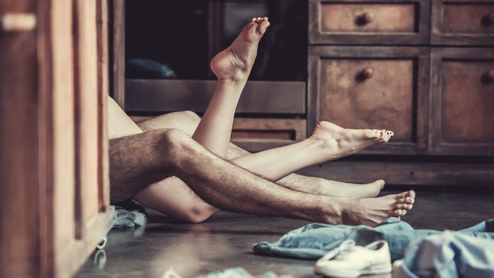 how much sex do happy couples have