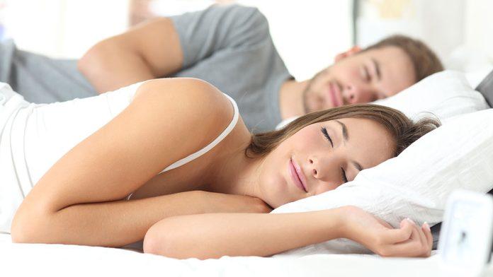 how much sex over sleep