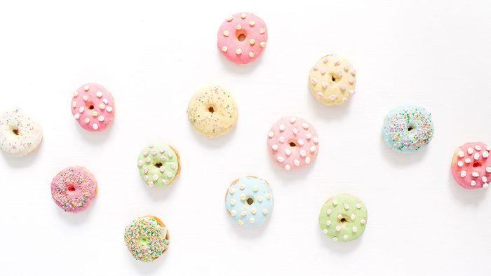 How Sugar Affects Sleep, donuts
