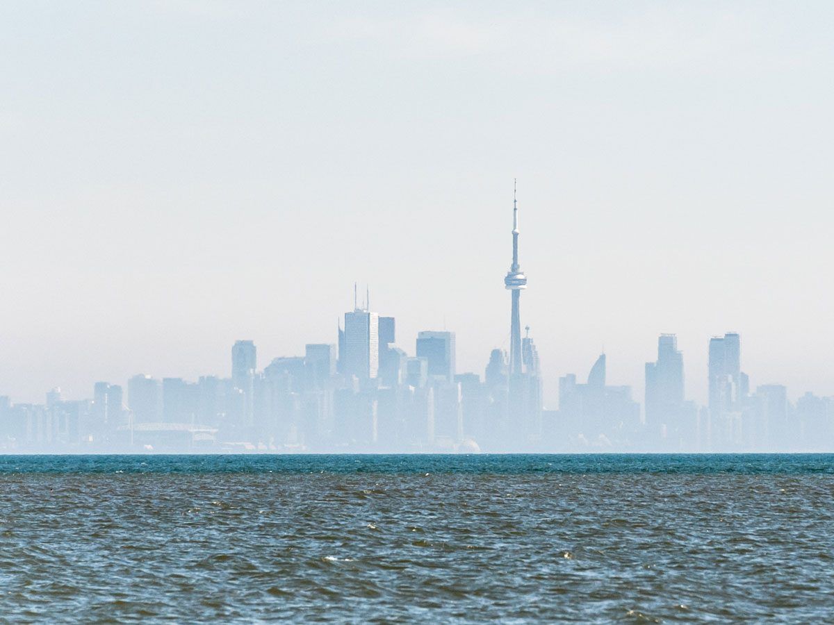 air pollution in Canada | Toronto