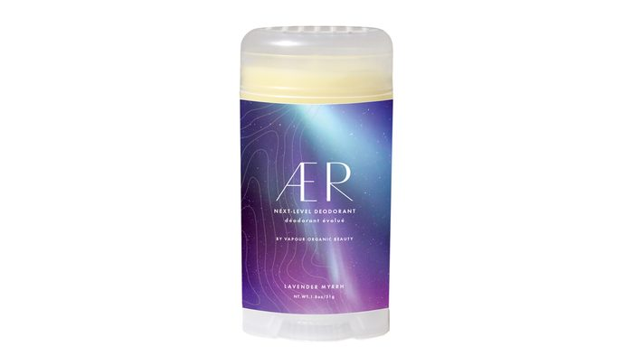 vapour aer natural deodorant