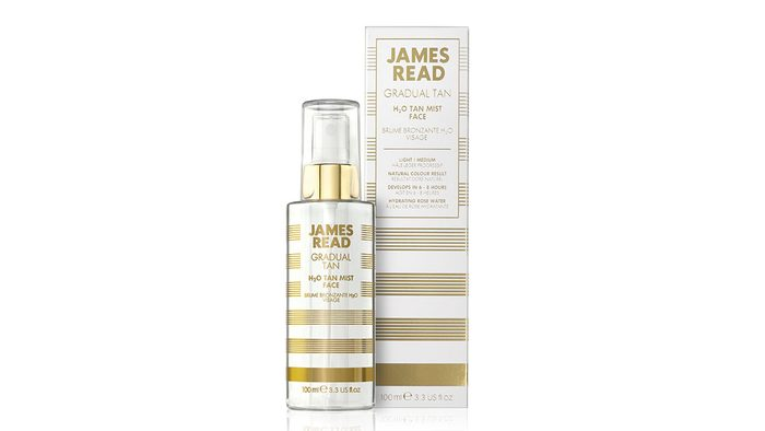 Best Fake Tan, James Read
