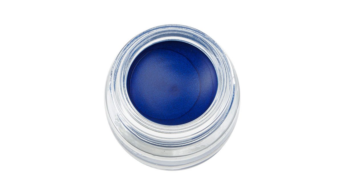 Blue Makeup, Carly Baker Visage