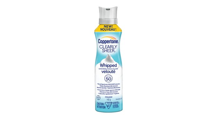 coppertone sunscreen for your scalp and more