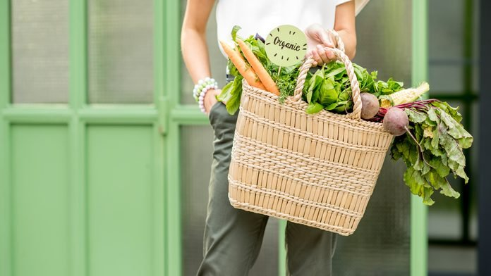 healthy eating grocery shopping ibs diet plan