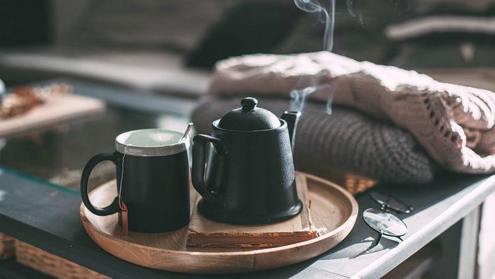 Plants, tea