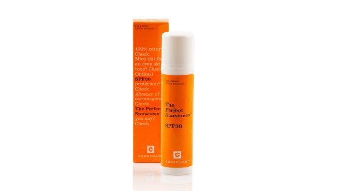 Consonant The Perfect Sunscreen