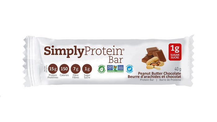 Best Energy Bars, Simply Protein