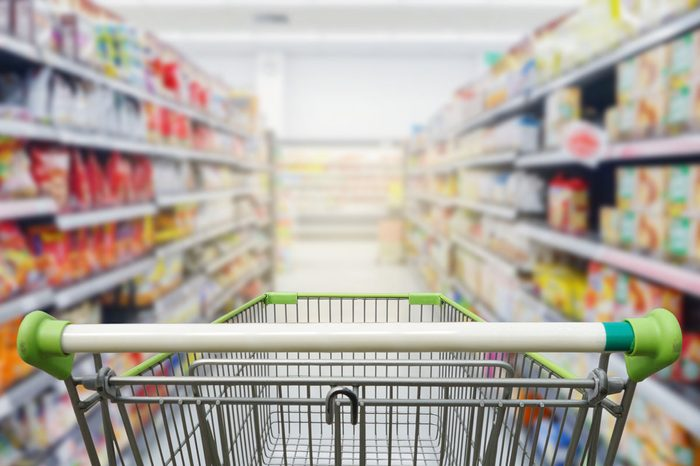 safely shop for groceries