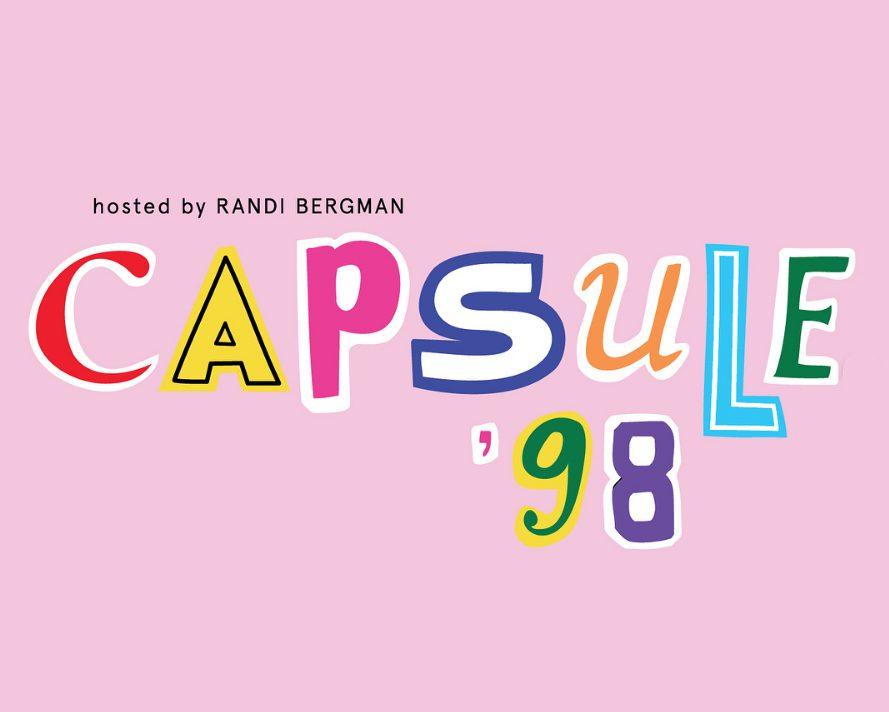 capsule 98 podcast logo