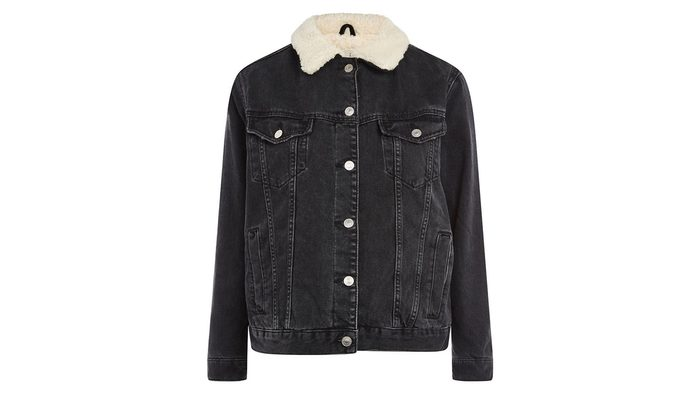 topshop light jacket
