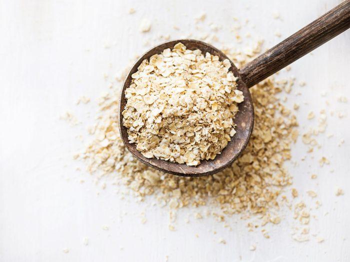 Home Remedies, oatmeal