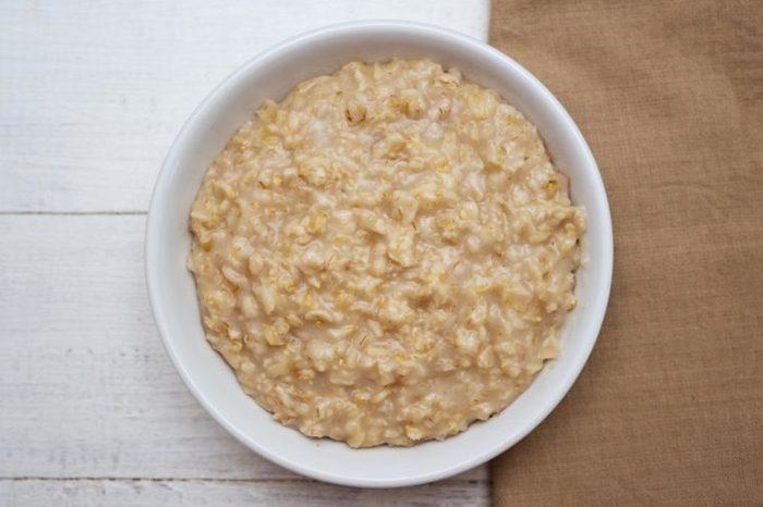 oatmeal can spike blood sugar