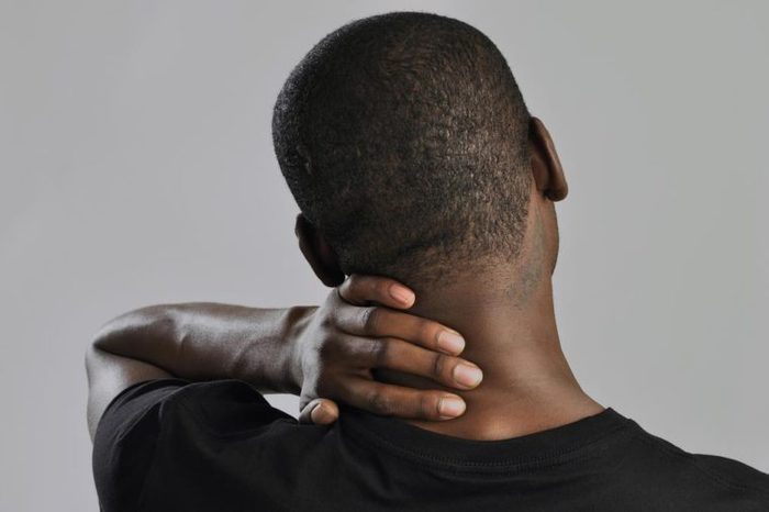 Home Remedies, neck pain