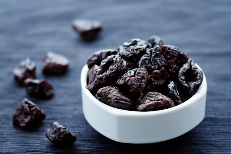 Home Remedies, prunes