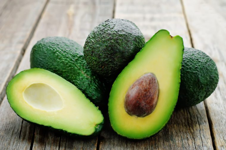 Home Remedies, avocado