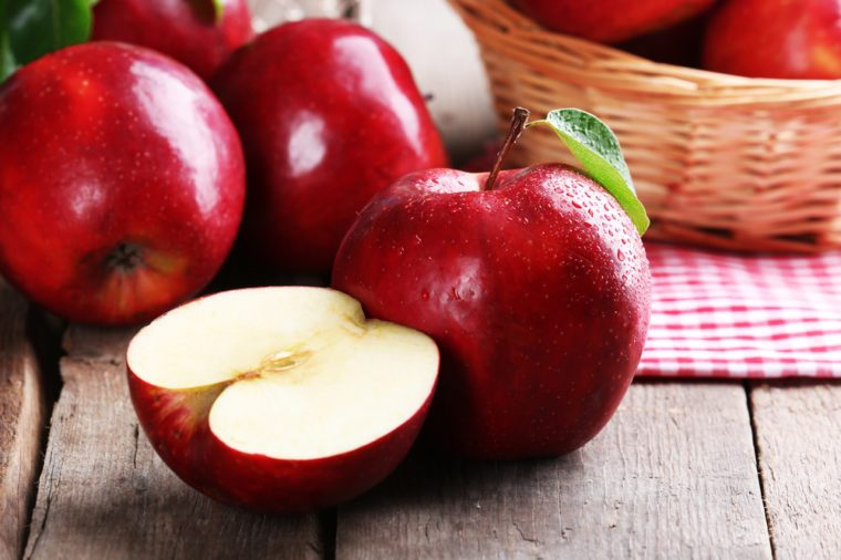 Home Remedies, apples