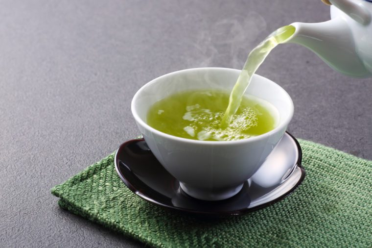 Home Remedies, green tea