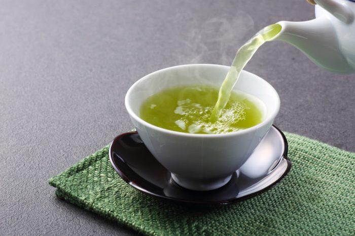 Home Remedies, green tea