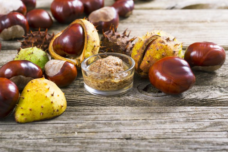 Home Remedies, chestnut