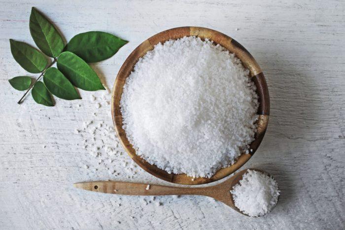 Home Remedies, sea salt