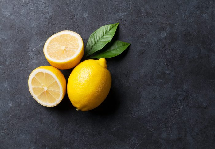 Home Remedies, lemon