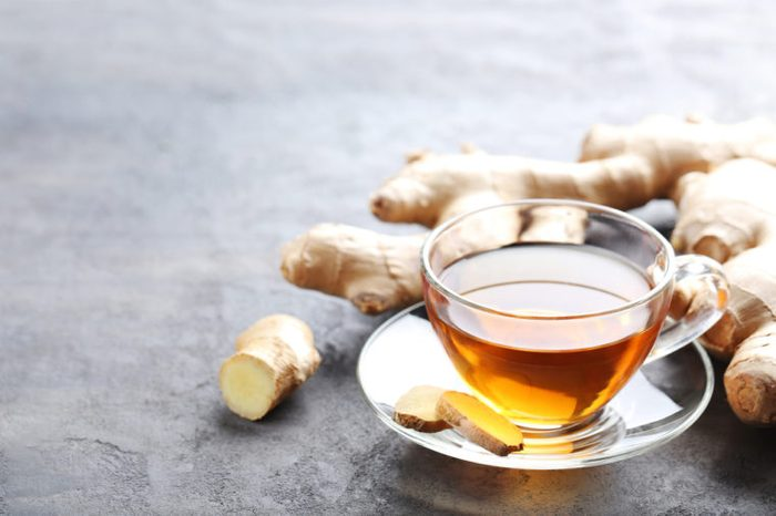 Home Remedies, ginger