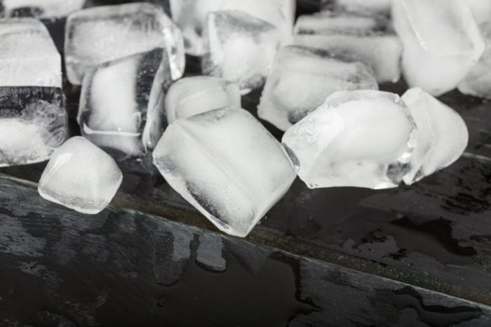 Home Remedies, ice