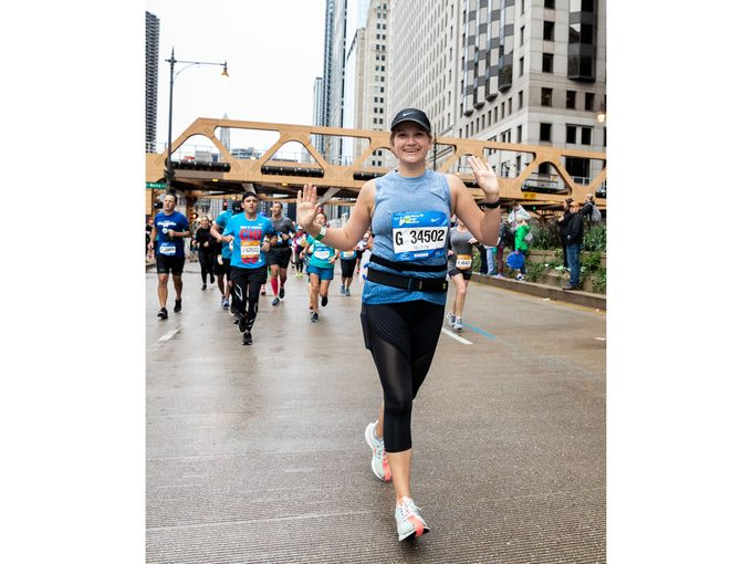 Chicago Marathon Nike Running