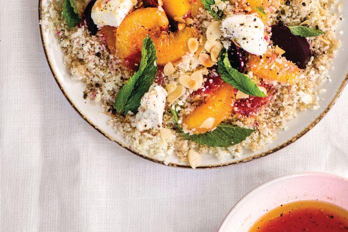 Cauliflower Couscous Salad