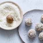 Fuel Your Body With These No-Bake Lime & Coconut Energy Bites