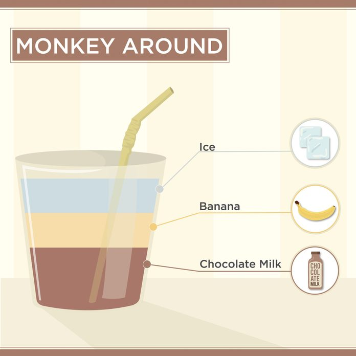 Monkey Around Smoothie