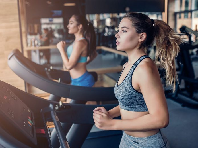 Cardio exercise What is cardio treadmill running
