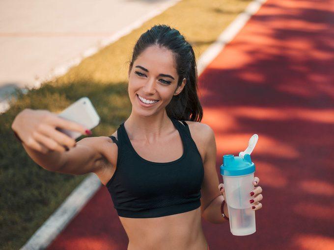 Fitness Instagram