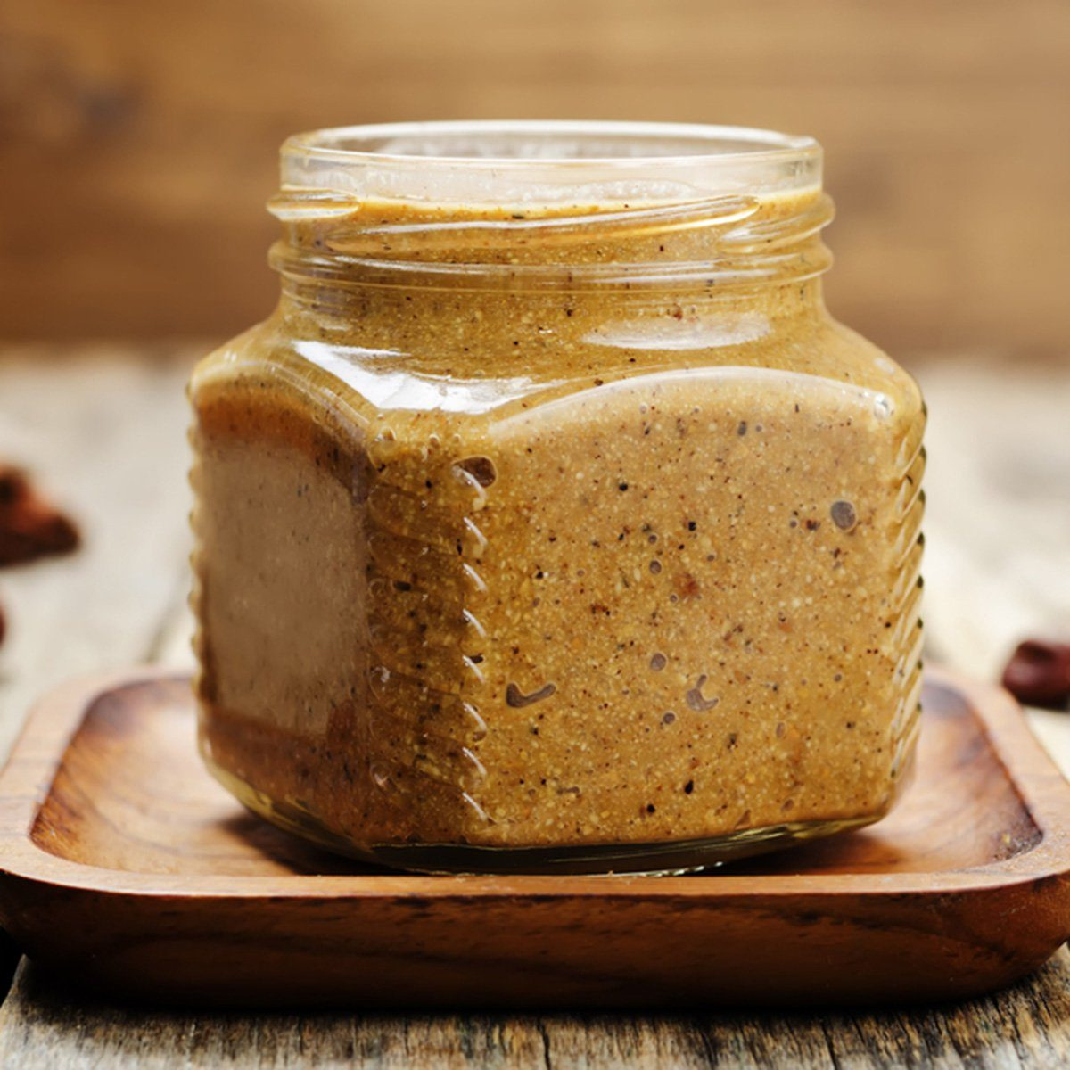 homemade toasted cinnamon hazelnut butter.