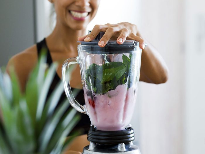 morning person smoothie