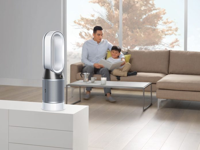 indoor air pollution dyson
