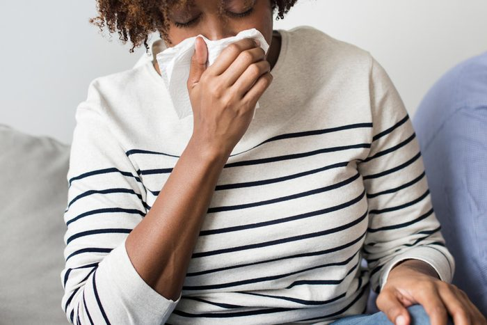 sneeze african sleep tissue allergies
