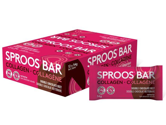 collagen supplements | Sproos collagen bar