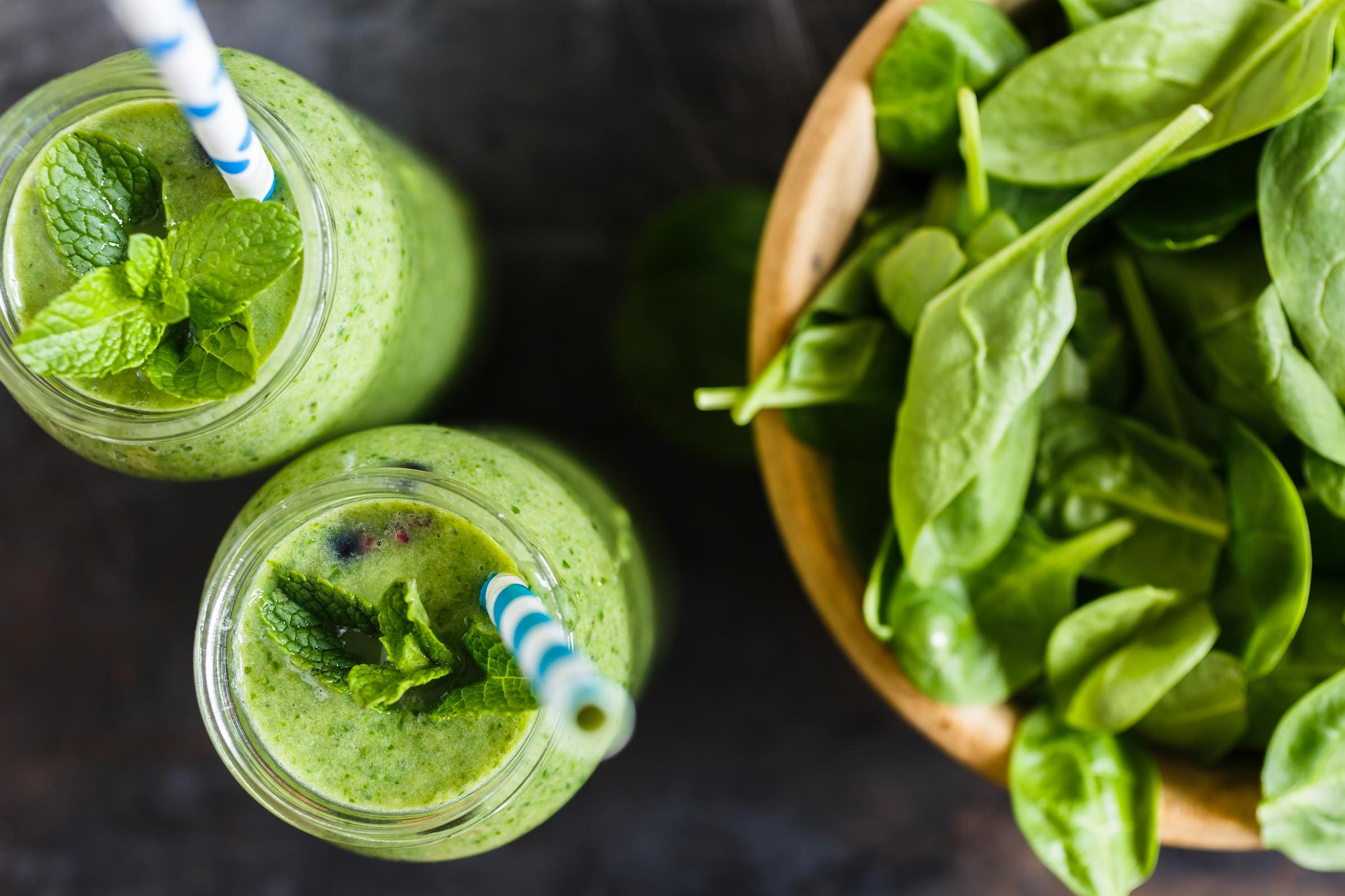 prepared meals nutritionists avoid | smoothie