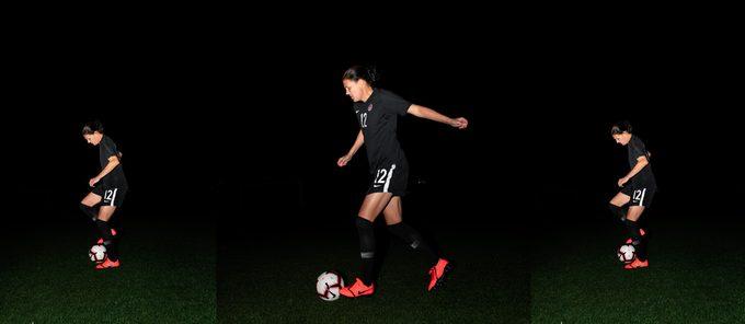 Christine Sinclair Team Canada soccer