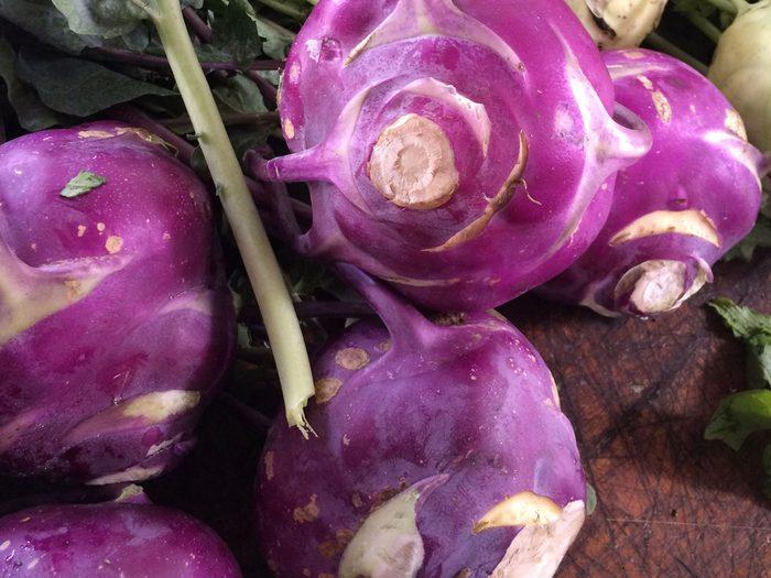 cruciferous vegetables