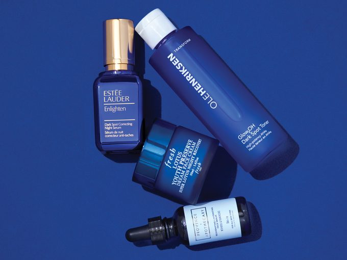 skin care serums